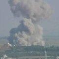 ガザ地区でハマス、イスラエル停戦